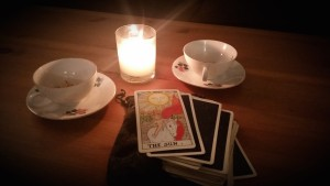 Tarot and Tea Leaves