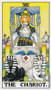 Chariot Tarot Card