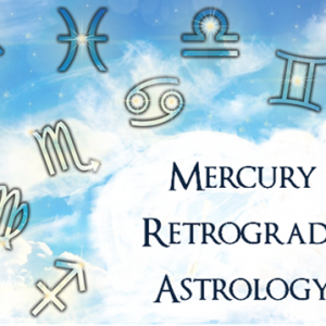 Mercury Retrograde Astrology