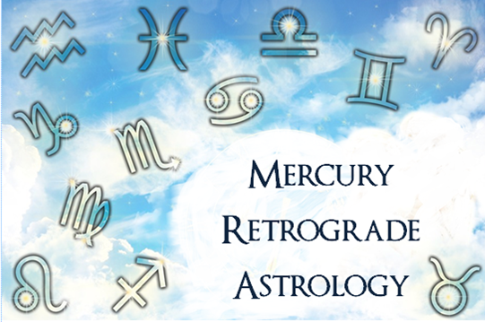 Mercury Retrograde Astrology
